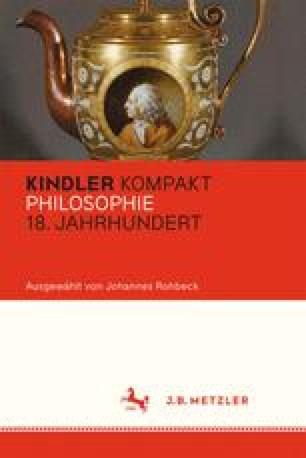 Kindler Kompakt Philosophie 18. Jahrhundert