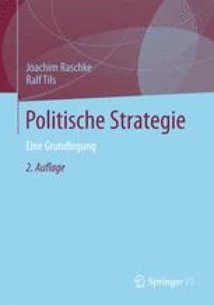 Politische Strategie