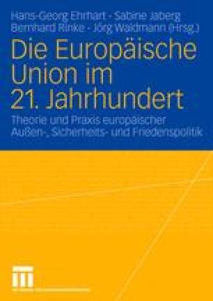 Die Europäische Union im 21. Jahrhundert