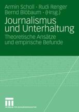 journalistik und journalismen im w andel rhl manfred