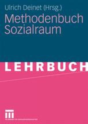 Methodenbuch Sozialraum