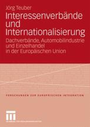Zusammenfassung Und Schlussfolgerungen Springerlink