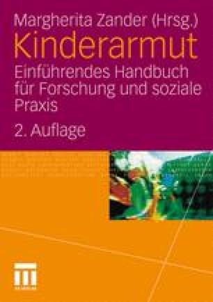 Kinderarmut und ihre Folgen in Deutschland (German Edition)