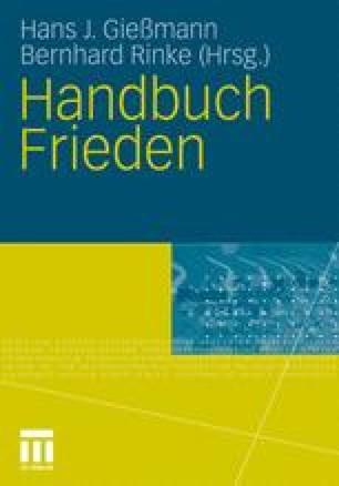 Die zivile Komponente der ESVP (German Edition)