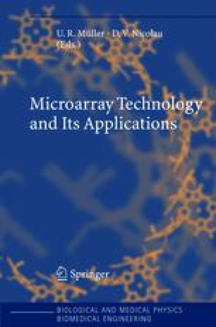 Microarray Technology and Its Applications