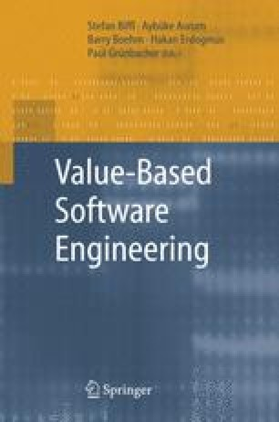 Valuation of Software Initiatives Under Uncertainty: Concepts