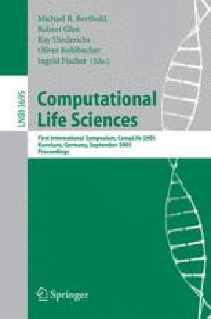 Computational Life Sciences