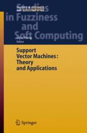 Support Vector Machines – An Introduction   SpringerLink