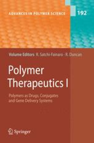 Polymer Therapeutics I