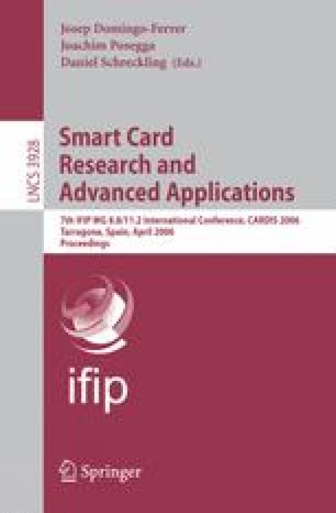 Low-Cost Cryptography for Privacy in RFID Systems | SpringerLink