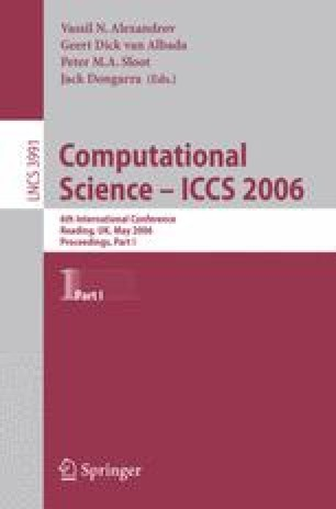 Computational Science – ICCS 2006