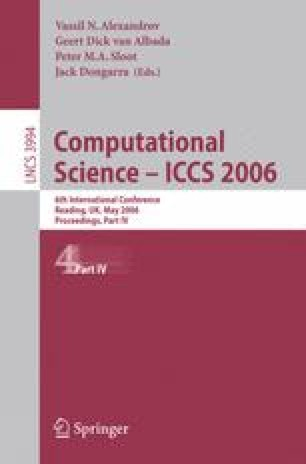 Computational Science – ICCS 2006