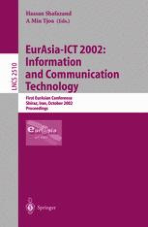EurAsia-ICT 2002: Information and Communication Technology
