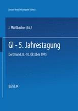 GI — 5. Jahrestagung