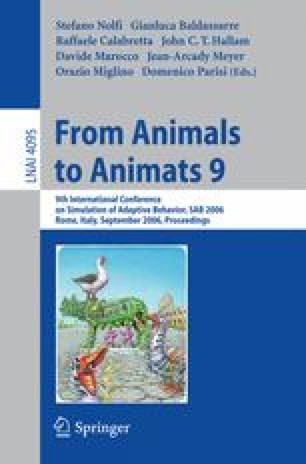 From Animals to Animats 9