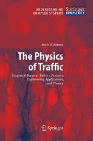 experiment the physics behind traffic jams Traffic hacking : one driver improving traffic hi guys, science hobbyist: traffic waves, physics for bored commuters this is an interesting traffic experiment that i read about - conducted over many years by a guy just messing around nice article and the physics behind it does seem universal.