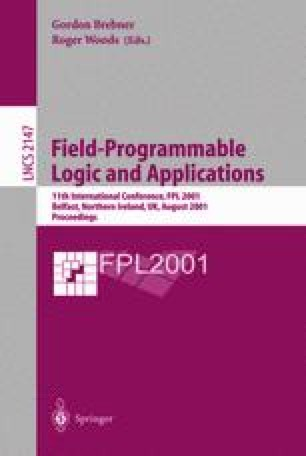 Field-Programmable Logic and Applications