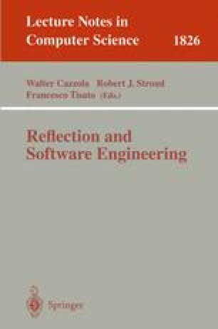 Reflection and Software Engineering