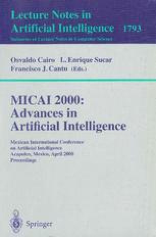 MICAI 2000: Advances in Artificial Intelligence
