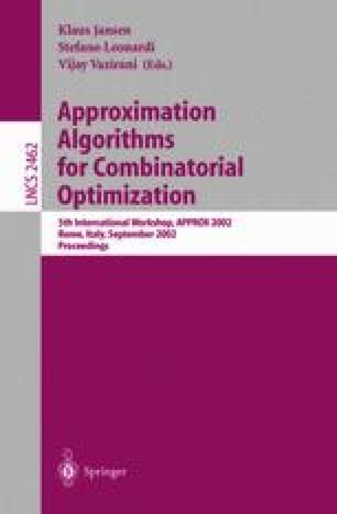 Vazirani Approximation Algorithms Pdf