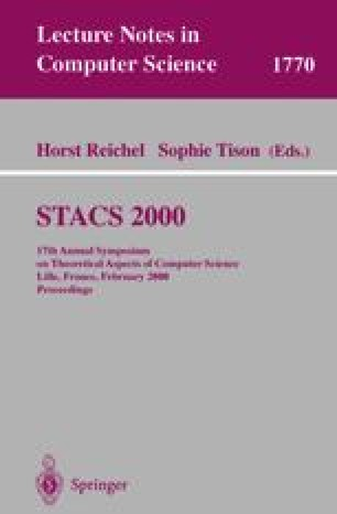STACS 2000