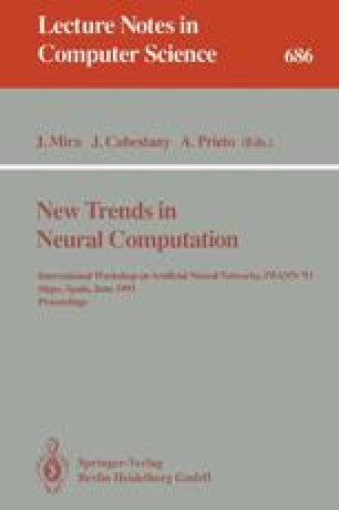New Trends in Neural Computation
