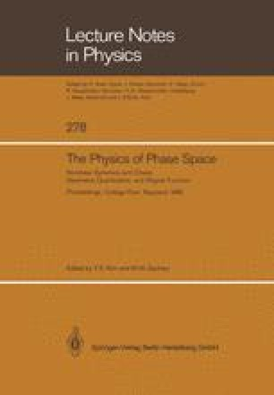 The Physics of Phase Space Nonlinear Dynamics and Chaos Geometric Quantization, and Wigner Function