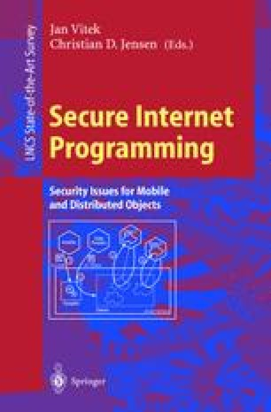 Secure Internet Programming