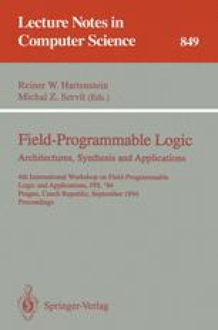 Field-Programmable Logic Architectures, Synthesis and Applications