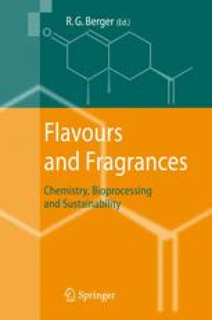 Encapsulation of Fragrances and Flavours: a Way to Control