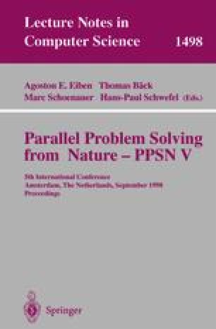 Parallel Problem Solving from Nature — PPSN V