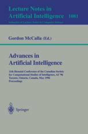 Advances in Artifical Intelligence