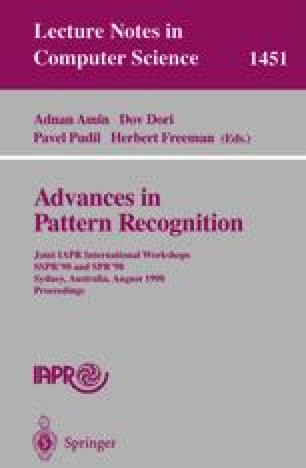 Advances in Pattern Recognition
