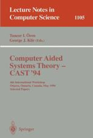 Computer Aided Systems Theory — CAST '94