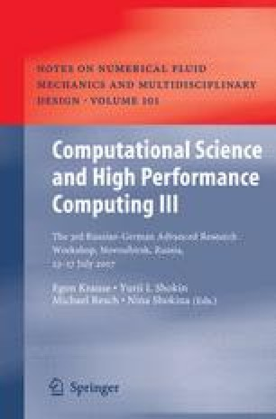 Computational Science and High Performance Computing III