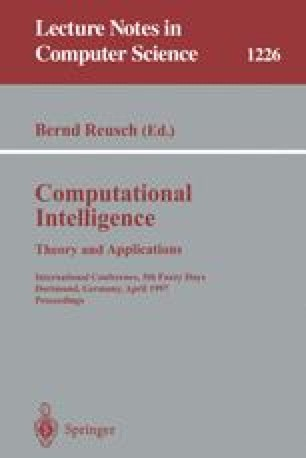 Computational Intelligence Theory and Applications