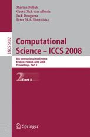 Computational Science – ICCS 2008