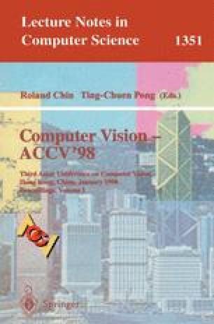 Computer Vision — ACCV'98