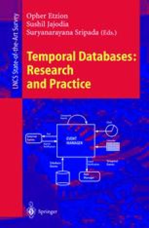 Temporal Databases: Research and Practice