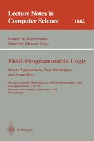 Field-Programmable Logic Smart Applications, New Paradigms and Compilers