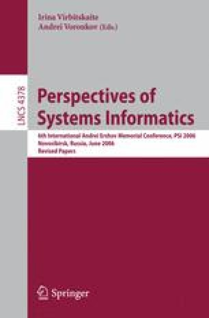 Perspectives of Systems Informatics