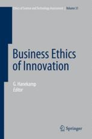 Ethical Issues Associated with Pharmaceutical Innovation