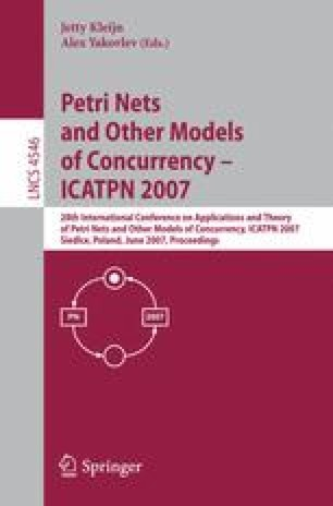 Petri Nets and Other Models of Concurrency – ICATPN 2007