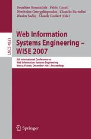 Web Information Systems Engineering – WISE 2007
