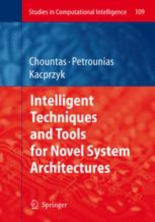 Intelligent Techniques and Tools for Novel System Architectures