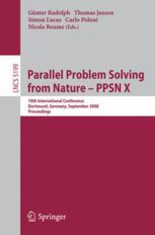 Parallel Problem Solving from Nature – PPSN X