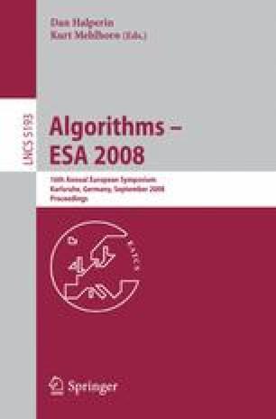 Algorithms - ESA 2008