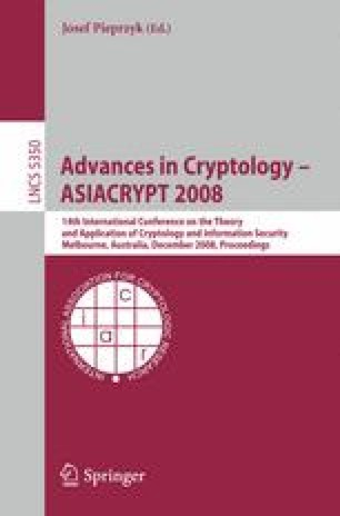 On the Security of HB# against a Man-in-the-Middle Attack | SpringerLink