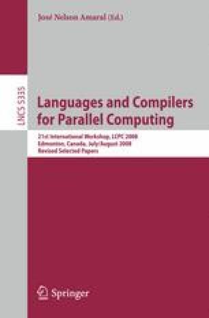CUDA-Lite: Reducing GPU Programming Complexity   SpringerLink