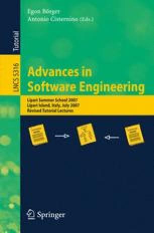 A Modeling Language For Program Design And Synthesis Springerlink